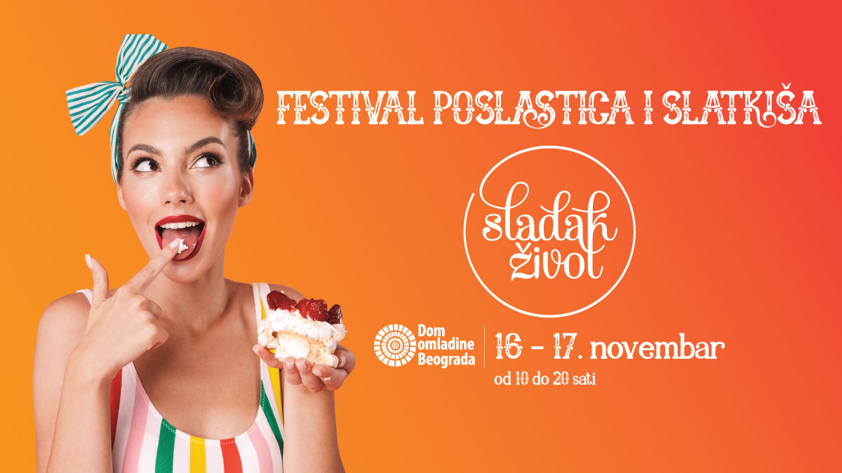 Festival poslastica i slatkiša