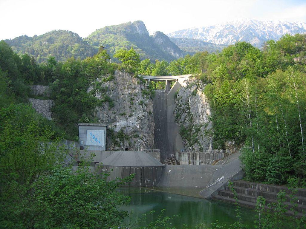 Hidrocentrala na Savi Dolinki (Foto: sr.wikipedia.org)